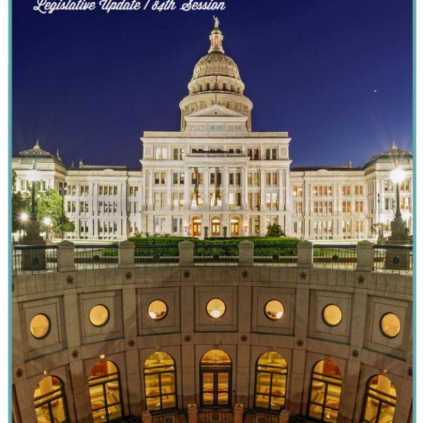 TAASA 84th Session Legislative Update
