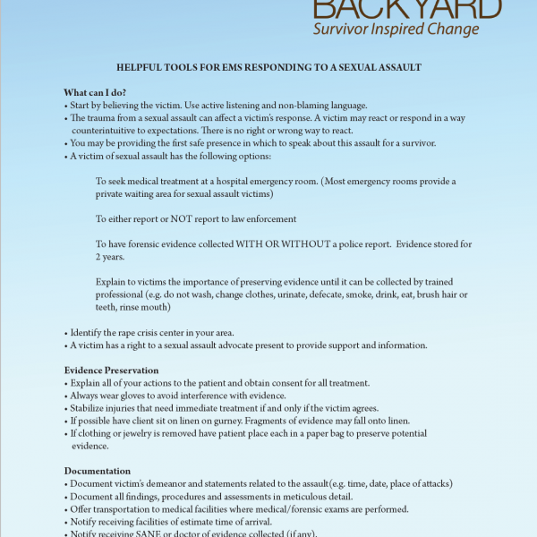 EMS Factsheet