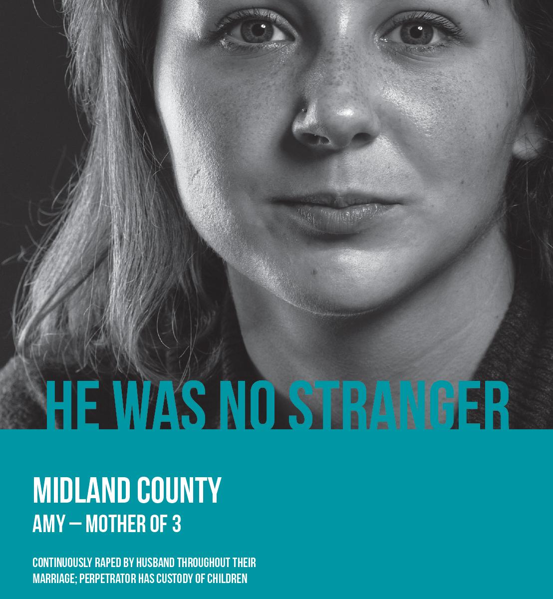Survivor Portraits - Amy